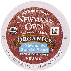 green mountain coffee newman's k cup