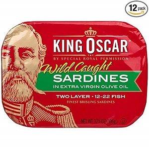 king oscar sardines