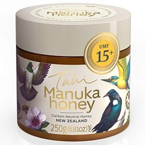manuka honey bee friendly pure thai honey