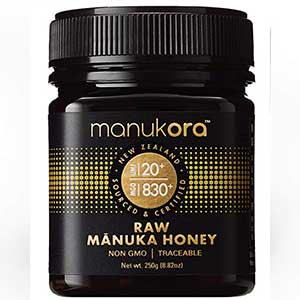 manukora raw mānuka honey