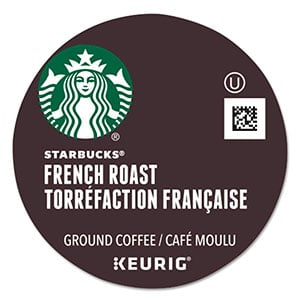 starbucks french roast, 96 count