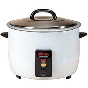 aroma professional stainless steel rice cooker