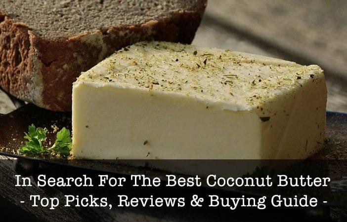 best coconut butter
