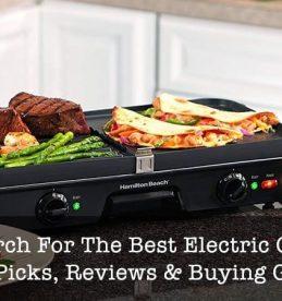 best electric griddles
