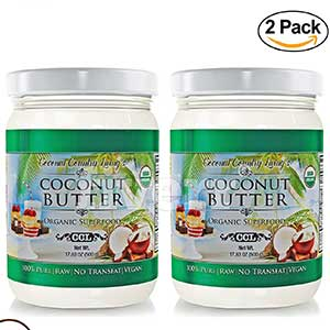 coconut country living 2 pack 17.6 oz