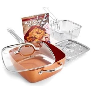 copper chef KC15053-04000 cookware