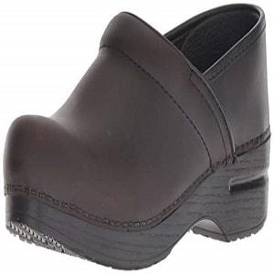 dansko women's professional mule kitchen shoes