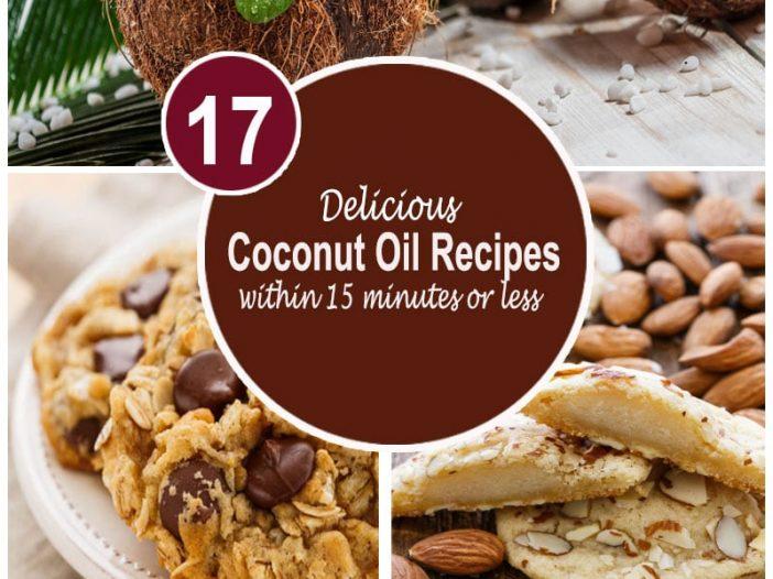 delicious coconut oil recipes