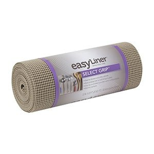 duck select grip easy non adhesive shelf liner