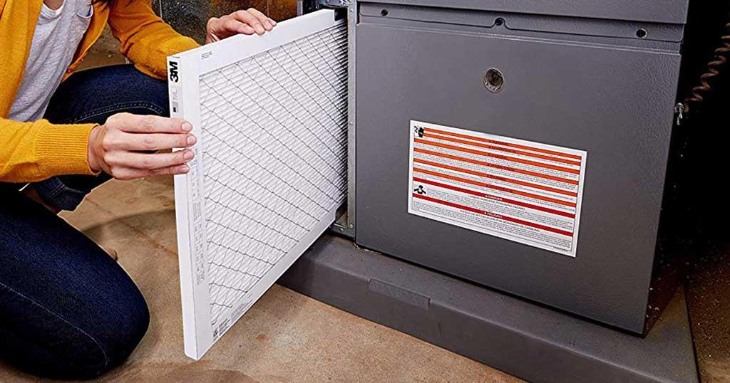 furnance filter vs air filters