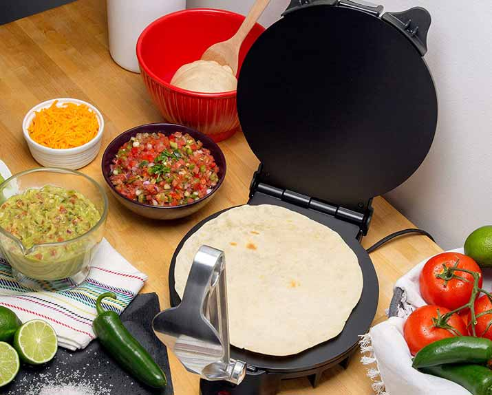 how to choose tortilla press