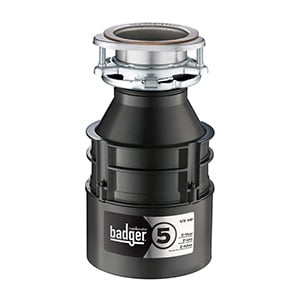 insinkerator badger food waste disposer