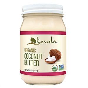 kevala organic coconut butter