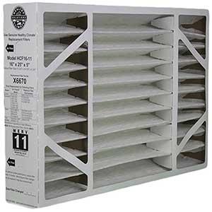 lennox X6670 merv 11 box replacement filter