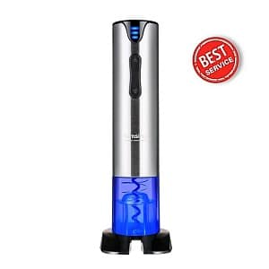 lumsing wine opener electric rechargeable