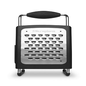 microplane box cheese grater