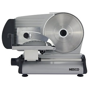 nesco food slicer stainless meat slicer