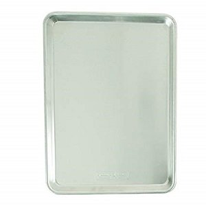 nordic ware natural aluminum commercial baker's sheet
