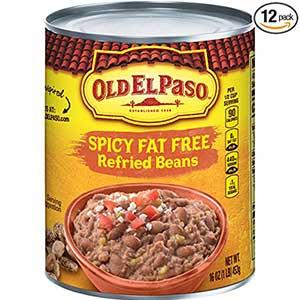 old el paso spicy fat free