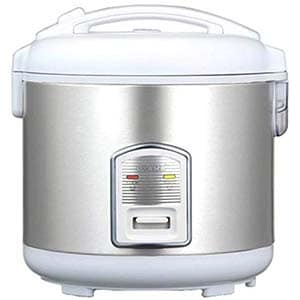 oyama stainless steel mini rice cooker