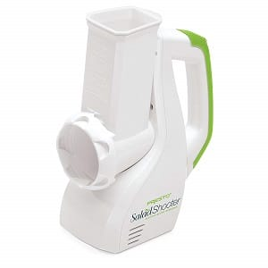 presto 02910 salad shooter electric slicer