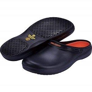 sensfoot slip resistant clogs