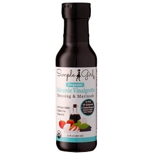 simple girl organic vinaigrette