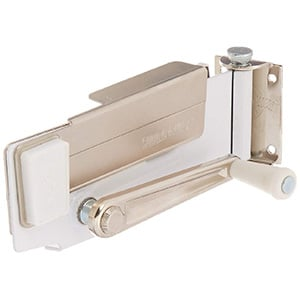swing a way wall mount can opener with magnet