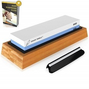 the sharp pebble knife sharpening stone