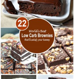 worlds best low carb brownies