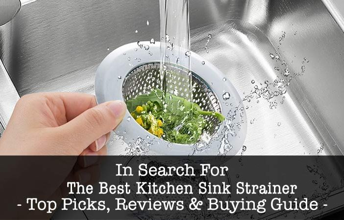 best kitchen sink-strainer