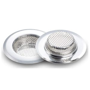 fengbao 2 pc kitchen sink drain strainer
