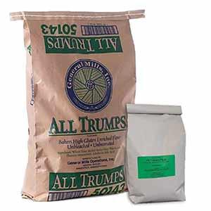general mills all trumps high gluten flour