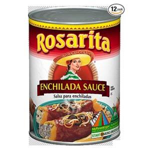 rosarita enchilada sauce