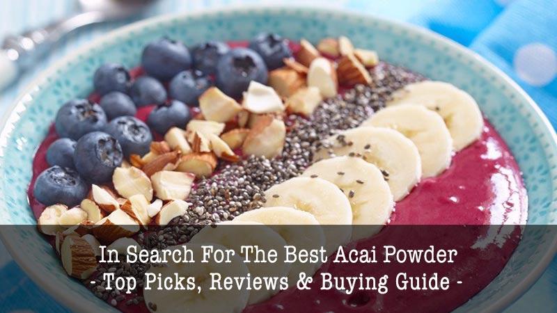 best acai powder