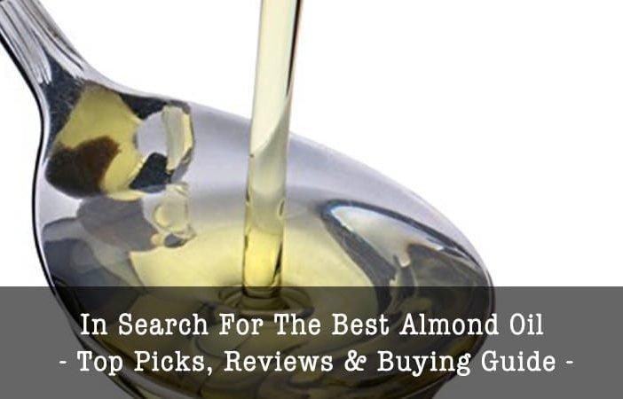best almond oils