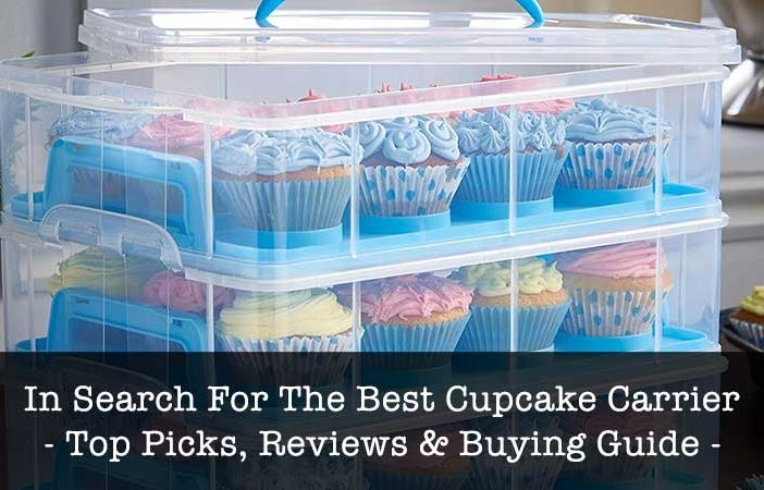 Best Cupcake Carriers