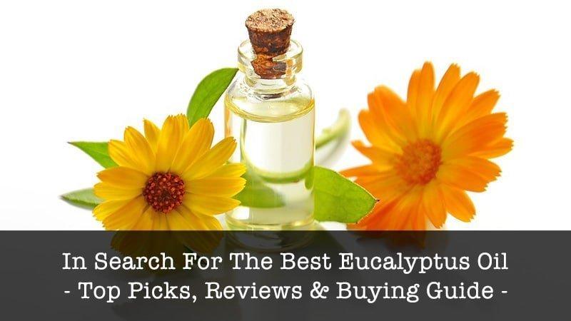 best eucalyptus oil