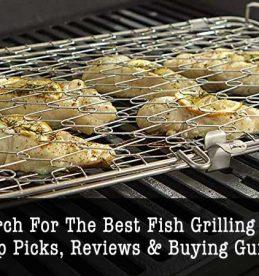 best fish grilling basket