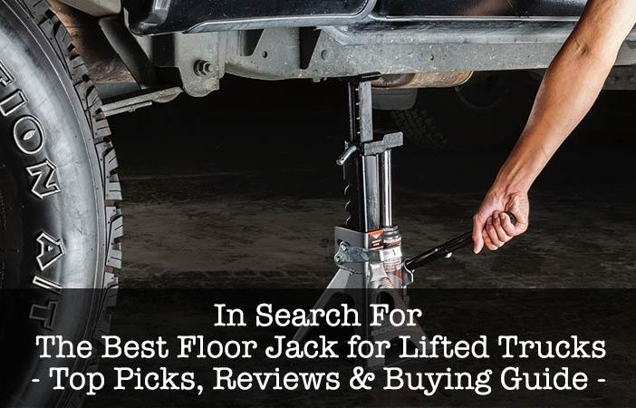 best floor jack for lifted trucks
