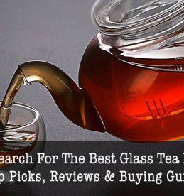 best glass tea kettles