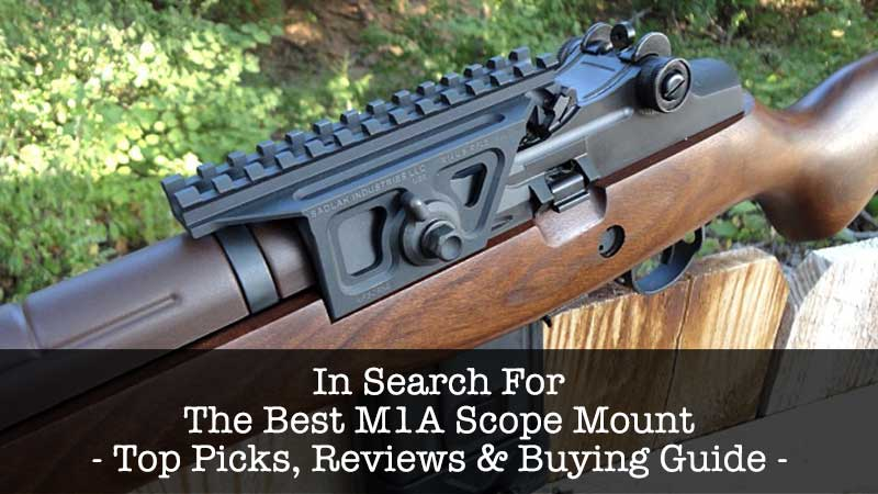 best m1a scope mount