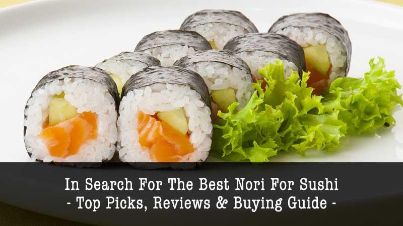 best nori for sushi