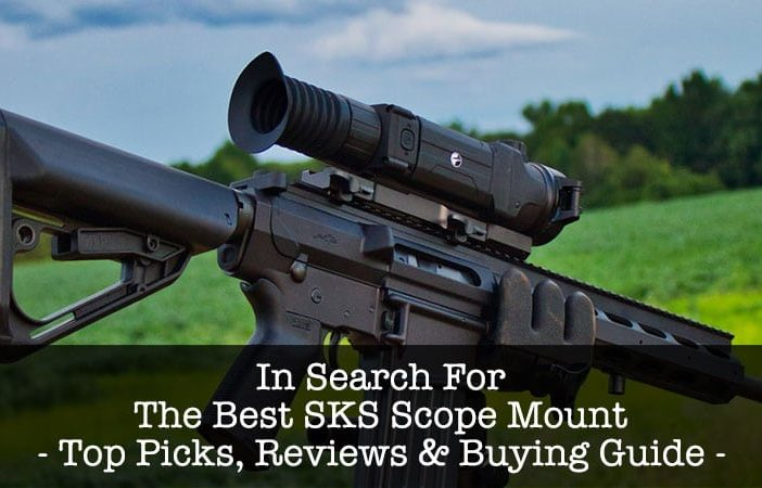 best sks scope mount