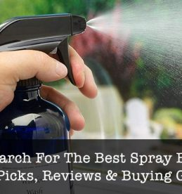 best spray bottle