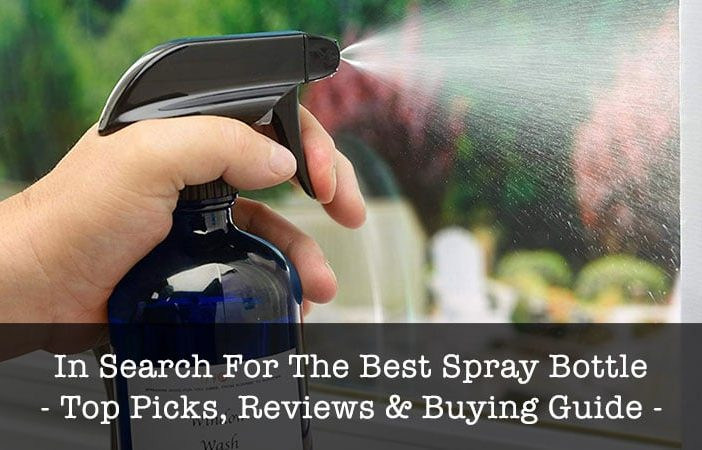 best spray bottle