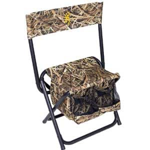 browning camping dove hunting chair