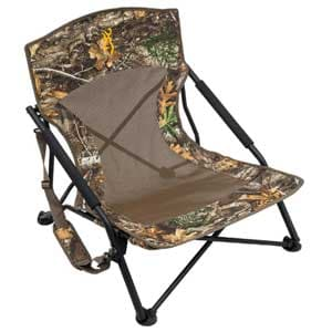 browning camping Ground Blind Chair