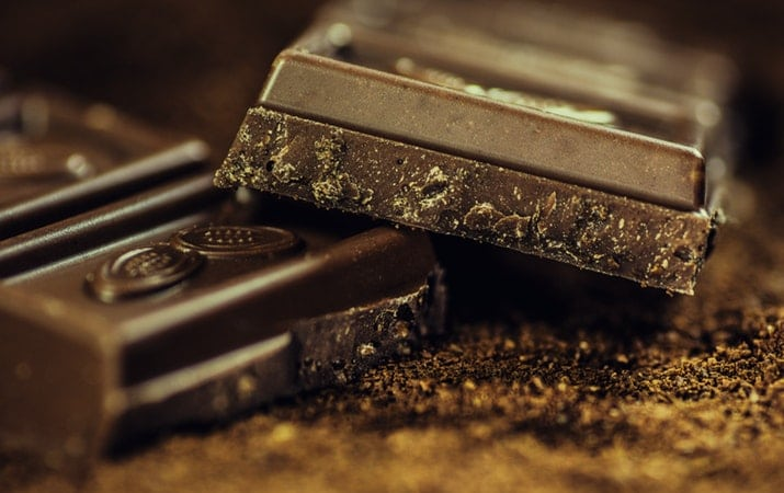 chocolate that alleviate back pain