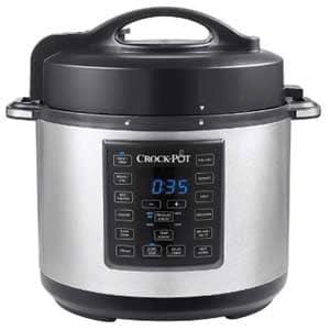 crock-pot programmable pressure cooker
